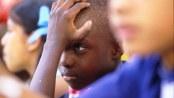bambini sotto assedio in Siria