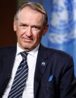 Jan Eliasson, vice segretario generale Onu