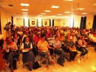 I partecipanti al convegno diocesano