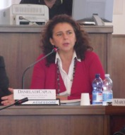 Daniela Di Capua, responsabile servizio Sprar