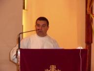 don Maurizio Volante, vice parroco di San Giovanni Bosco a Montesilvano