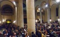 I fedeli hanno gremito la Cattedrale di San Cetteo