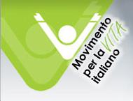 Il logo del Movimento per la Vita