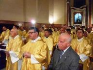 Alcuni sacerdoti concelebranti