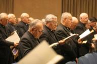 I vescovi italiani riuniti ad Assisi
