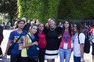 Al centro Anna Teresa Borrelli, responsabile nazionale dell'Acr