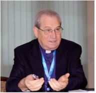 Mons. Enrico Feroci, direttore Caritas di Roma