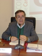 Prof. Roberto Mancini, Ordinario di Filosofia teoretica all'Università di Macerata