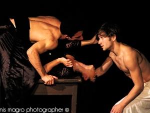 Una sequenza di Teatrodanza (foto di Denis Magro)