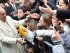 Papa Francesco in visita nella parrocchia romana di San Giuseppe