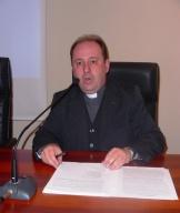 Don Marco Pagniello, direttore della Caritas diocesana
