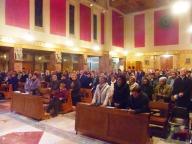 I tanti fedeli intervenuti dall'intera arcidiocesi