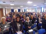 I tanti operatori Caritas presenti al Convegno