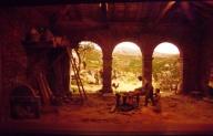 Paesaggi perfettamente ricostruiti alla mostra nazionale del presepe artistico