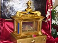 La reliquia: un piede di Santa Teresa d'Avila
