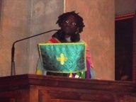 John Mpaliza, giovane di origini congolese