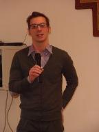Mauro Diodato, coordinatore del progetto