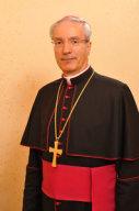 Mons. Raffaello Martinelli, vescovo di Frascati