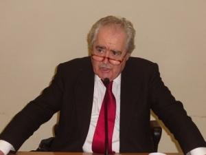 Il teologo valdese Paolo Ricca