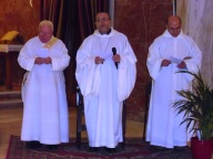 Mons. Valentinetti, arcivescovo di Pescara-Penne, presiede la liturgia