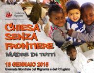 Il tema della Giornata mondiale del Migrante e del Rifugiato 2015
