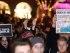 Una manifestazione di solidarietà verso il settimanale satirico francese Charlie Hebdo