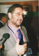 Gino Barsella, responsabile progetti nordafricani Cir