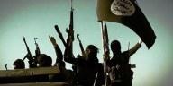 Un gruppo di miliziani aderenti all'Isis