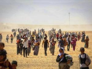 Sono oltre 4 milioni le persone già fuggite dalla Siria