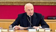 Cardinale Angelo Bagnasco, presidente della Conferenza episcopale italiana