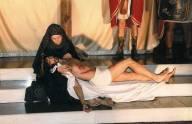 Gesù deposto dalla croce, nella rappresentazione dell'associazione Vides Pescara onlus