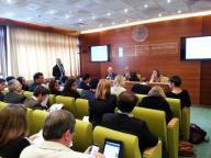 La presentazione del 12° Rapporto Osservasalute 2014 al Policlinico Gemelli di Roma