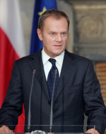 Donald Tusk, presidente di turno dell'Unione europea