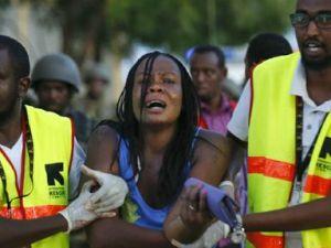 Il salvataggio di una superstite al college di Garissa