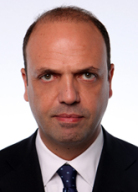Angelino Alfano, ministro dell'Interno