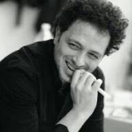 Francesco Calandra, regista del film Il supermercato