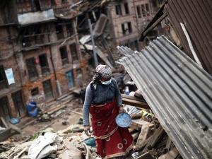 soccorsi in Nepal