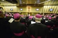 I vescovi partecipanti