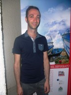 Fabrizio De Lellis, responsabile della casa di accoglienza Lape dream
