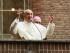 Papa Francesco, durante la sua visita a Torino