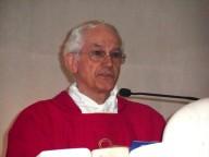 Mons. Amadio ringrazia i parrocchiani al termine della funzione