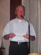 don Gianni Caldarelli, rettore e parroco del Santuario del Beato Nunzio Sulprizio