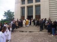 L'esterno del Santuario del Beato Nunzio Sulprizio