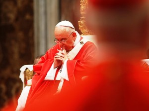 Papa Francesco presiede la Santa Messa nella solennità dei Santi Pietro e Paolo