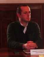 Antonio Di Marco, presidente della Provincia di Pescara
