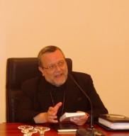 Monsingnor Tommaso Valentinetti, arcivescovo di Pescara-Penne e presidente della Conferenza episcopale abruzzese e molisana