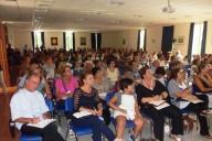 Tanti gli operatori pastorali presenti al convegno