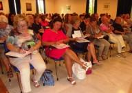 Gli operatori pastorali presenti al convegno diocesano