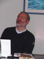 Padre Roberto Di Paolo, direttore dell'Istituto Toniolo