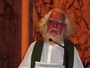 Padre Kizito Sesana, missionario comboniano e direttore di Nigrizia